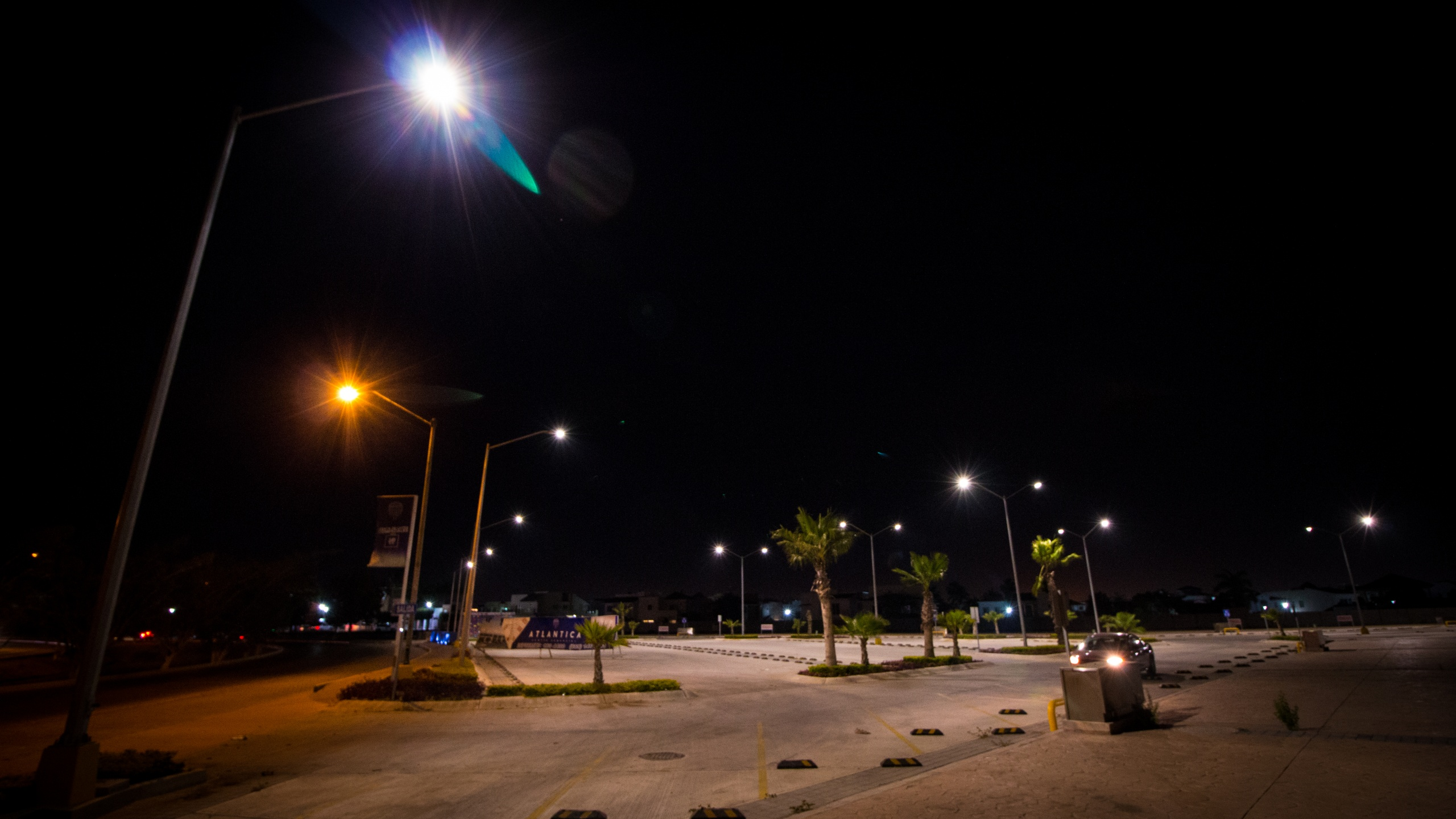 Plaza atlántica